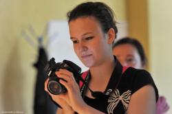 Fotografka.jpg - Letný žurnalistický seminár 2011